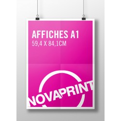 Affiches A1