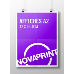 Affiches A2